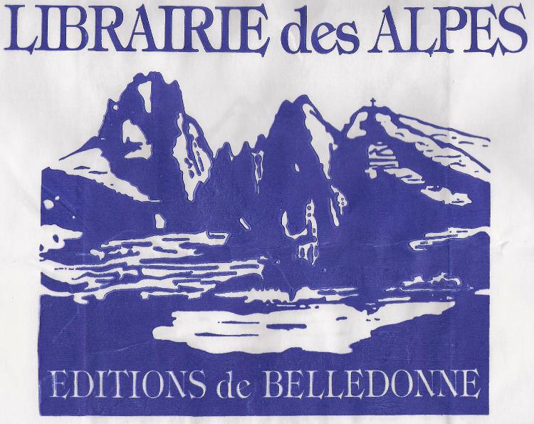 logo Librairie des Alpes