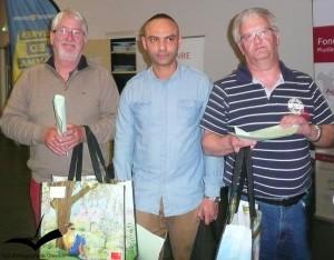 Patrick Tissot, Rodolphe Brival, Philippe Girard