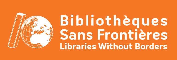 logo Bibliothèques Sans Frontières